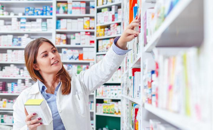 Metier d'un pharmacien