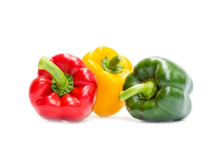 poivron frais légume nutrition recette santé