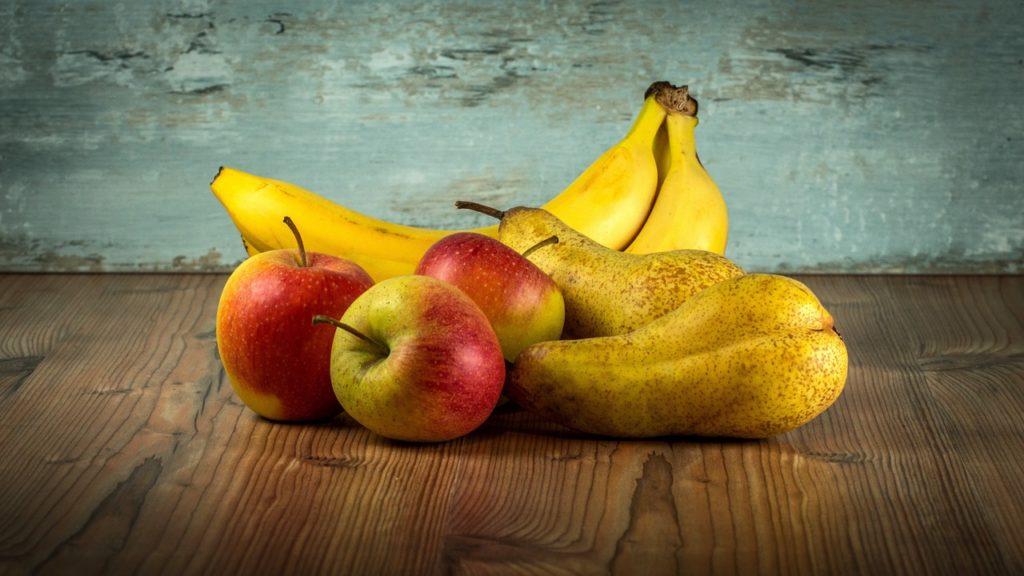 5 fruits et légumes fruits légumes