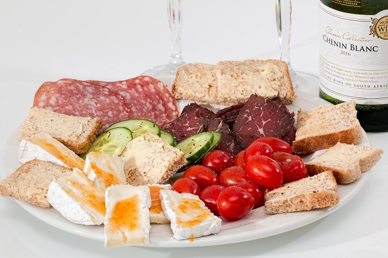 Aliment riche en Protéine animale et végétale