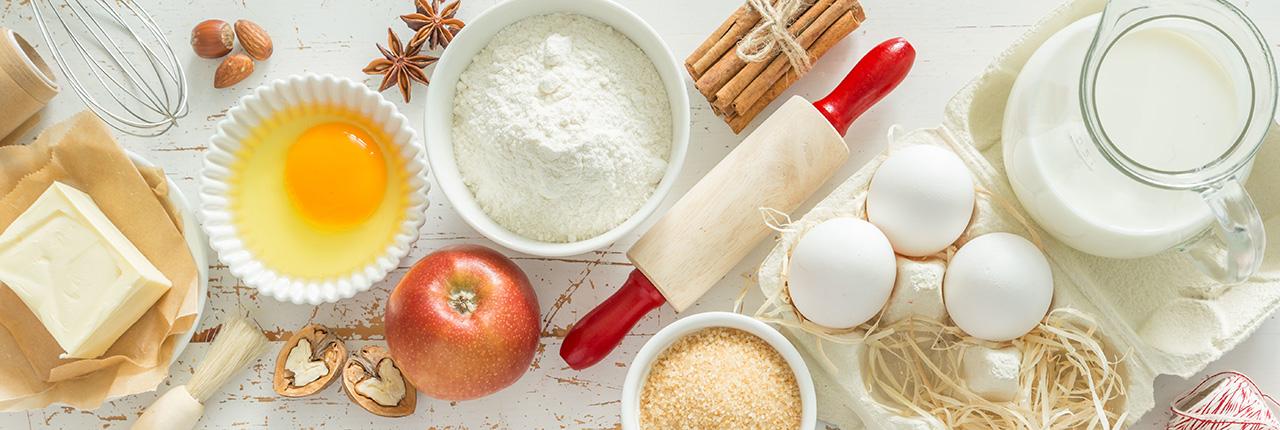 Suivez nos recettes pour confectionner de délicieux plats
