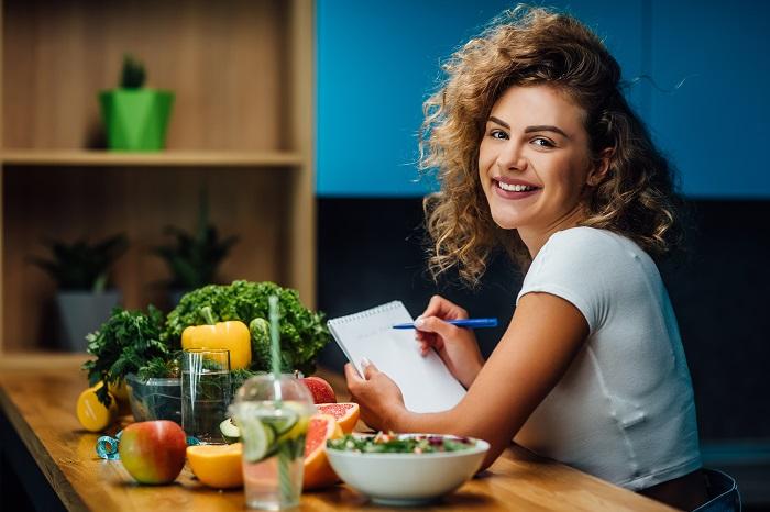 repas régime, repas sain et diététique