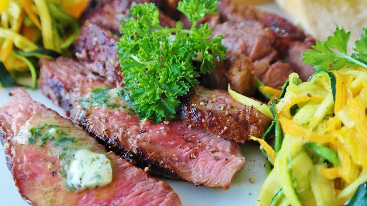 steak agneaux
