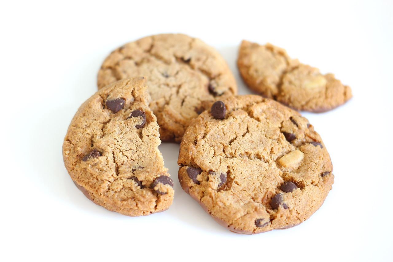 Cookies à muscovado