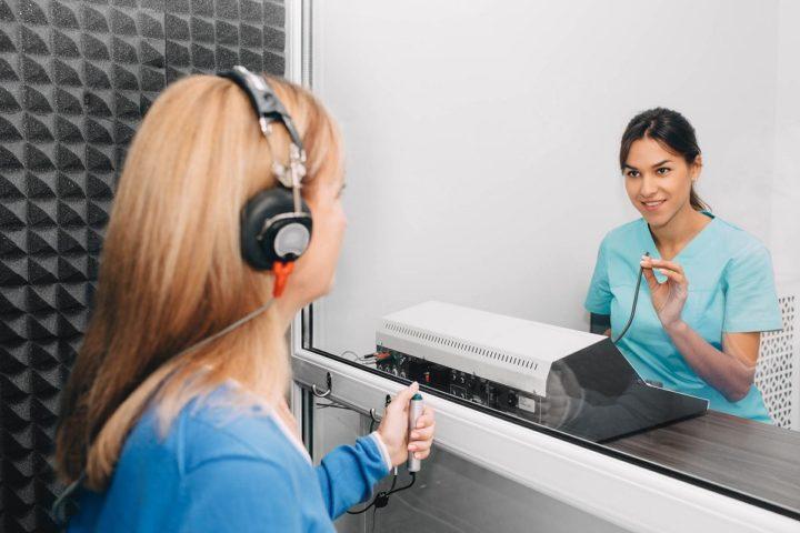 test auditif, perte auditive