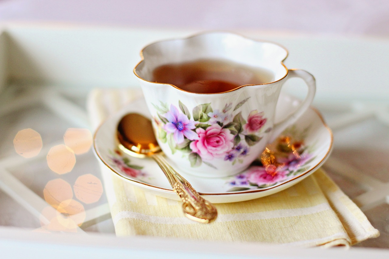 thé à mélasse