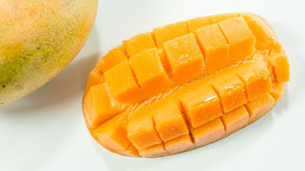 Mangue fruits nutrition