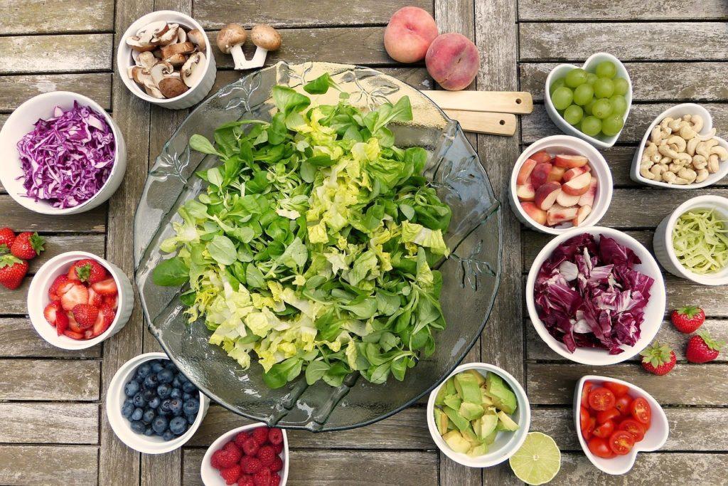 Bien manger quand on est végétarien