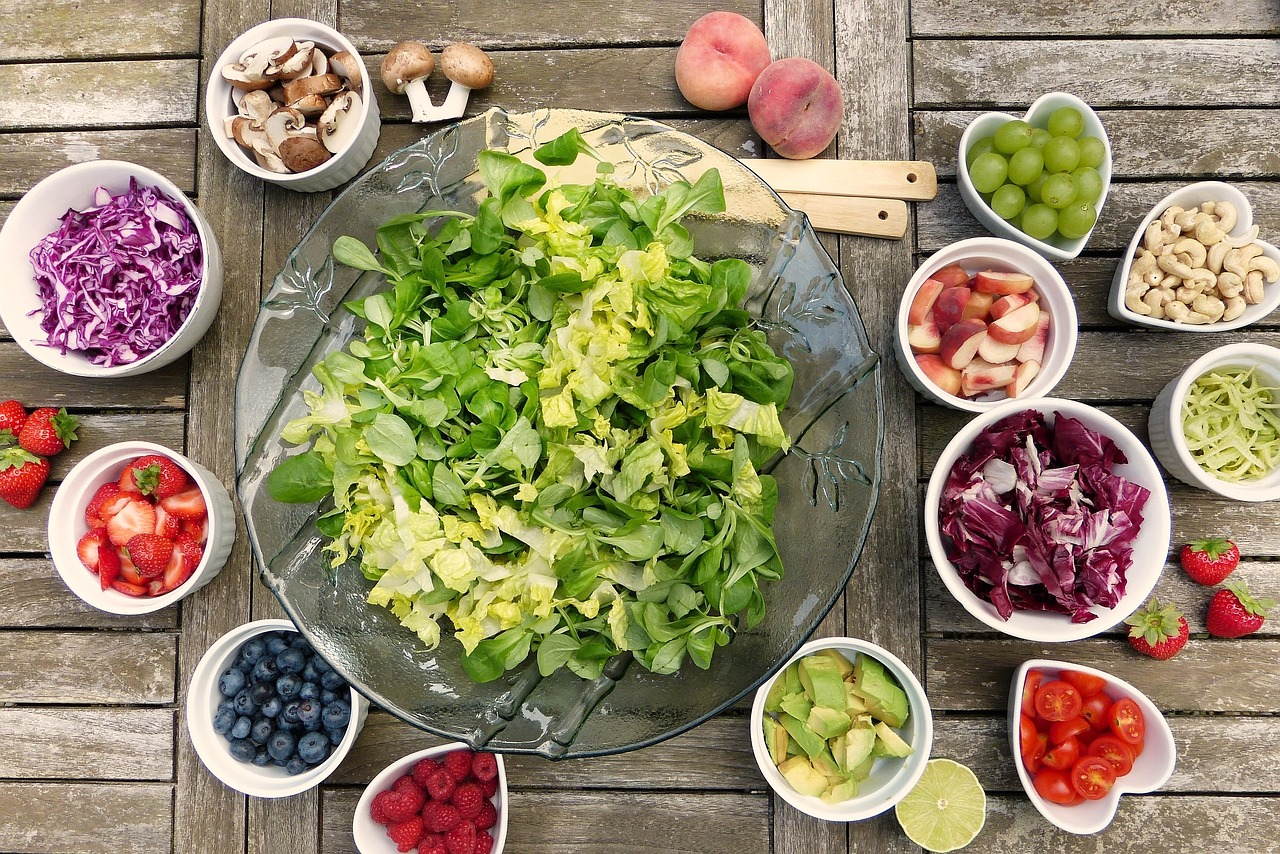 Régime vegan alimentation saine